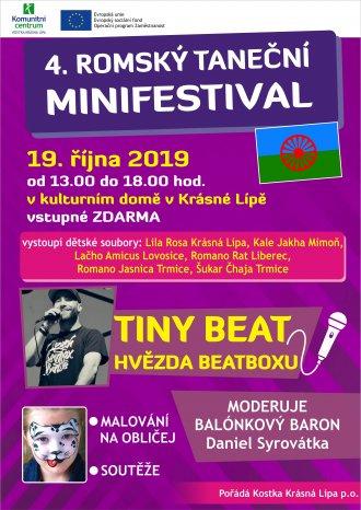 4. Romský taneční minifestival