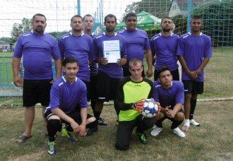 Fotbalové a nohejbalové tréninky